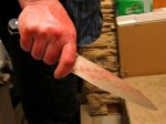 В центе Японии мужчина зарезал двоих людей