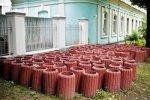 На улицы Киева вернут бетонные урны