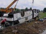 Автобус с 59 украинцами перевернулся в Румынии