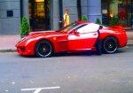 СМИ узнали подробности аварии с участием эксклюзивного Ferrari