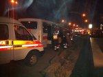 В Киеве горел прогулочный катер