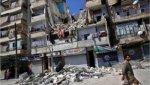 Сирийская власть рассредоточили запасы химоружия по 20 городах страны