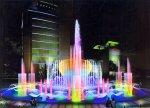 В Киеве установят динамический световой фонтан