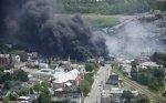 Крушение поезда в Канаде: число жертв возросло до 28