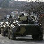 На границе с Украиной формируются ударные группировки войск России