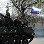 В Краматорске захвачены горотдел милиции и здание СБУ