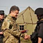 Порошенко утвердил план освобождения Луганска и Донецка